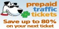 Prepaid Traffic Tickets