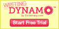 Dictionary.com's Writing Dynamo